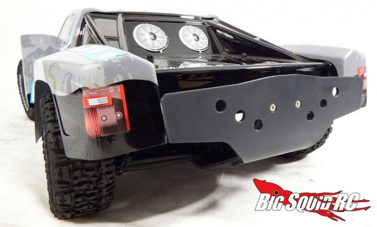 T-Bone Racing Rear Bumper ECX Torment 4x4