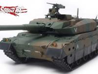 Tamiya JGSDF Type 10 Tank Full Option Kit