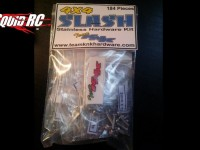 Team KNK Slash 4 X 4 Stainless Hardware Kit
