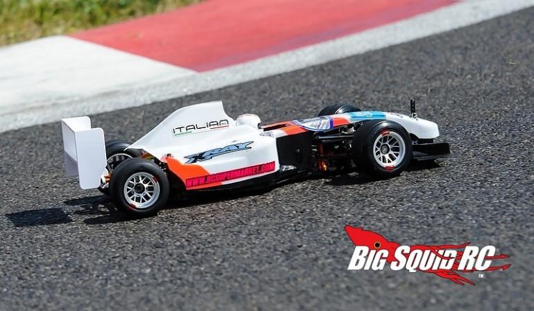 XRay X1 F1 Car
