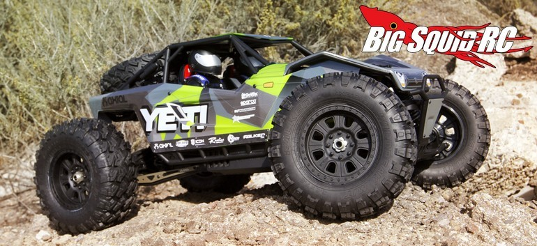 Axial Yeti XL Kit
