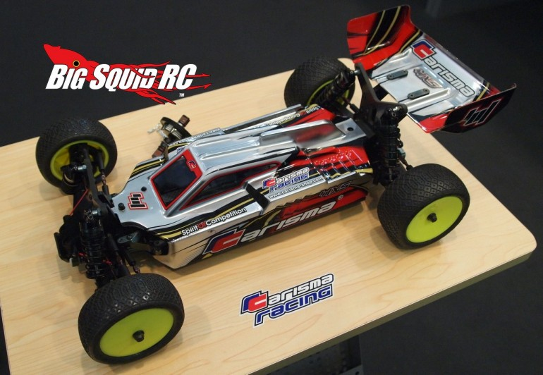 Carisma Racing 4XS Buggy