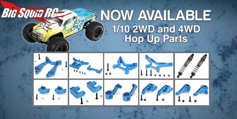 Ecx 2wd  U0026 4wd Aluminum Upgrades From Horizon Hobby  U00ab Big Squid Rc  U2013 Rc Car And Truck News