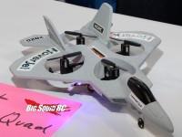 HDRC HoverJet Quadcopter