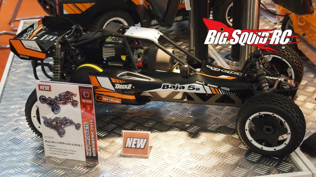 HPI Baja 5B 2.0 with D-Box 2 Electronic Stability Control « Big Squid ...