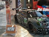 HPI Racing Falken Tire Porsche 911 GT3 RSR RS4 Sport 3 FLUX