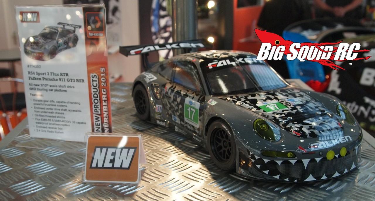 HPI Racing Falken Porsche 911 GT3 RSR RS4 Sport 3 FLUX « Big Squid on porsche 962 road car, 2014 gt3 race cars, porsche wallpapers high resolution,