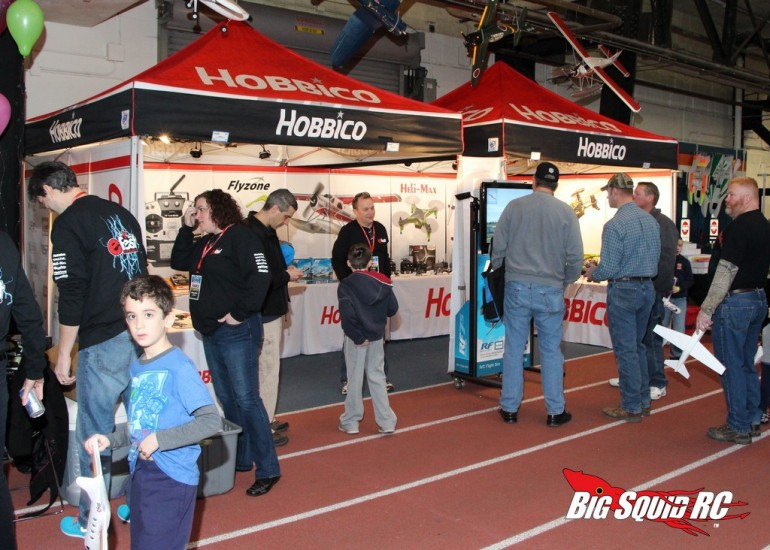 2015 Hobbico eFest Booth