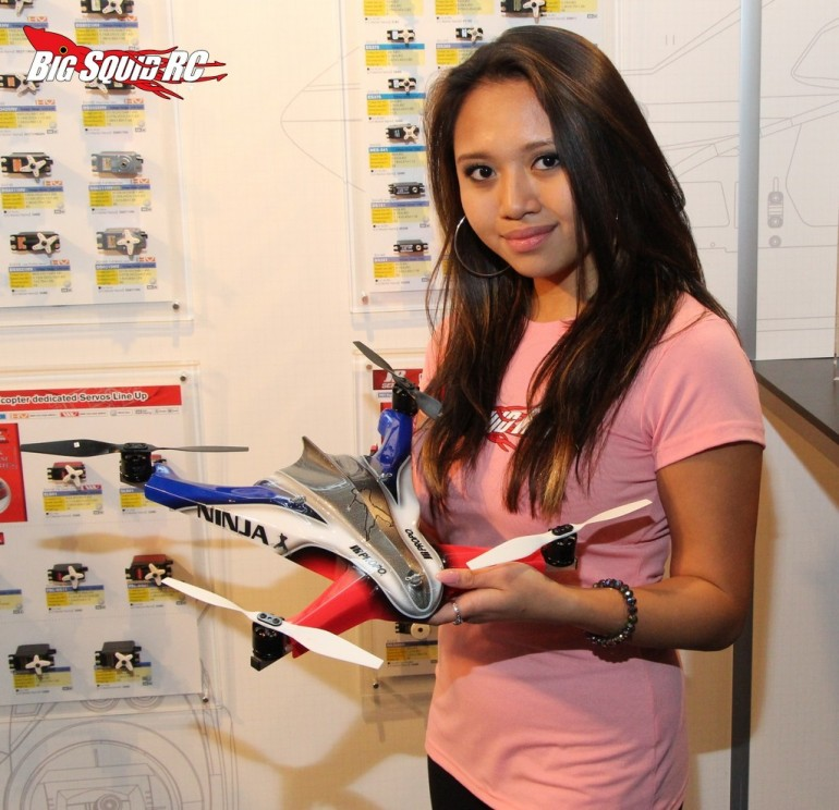 JR Ninja 400MR quadcopter