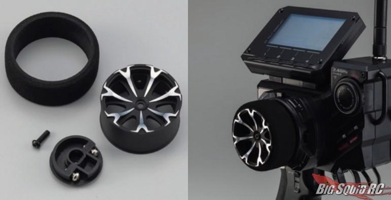 KO Propo Aluminum Wheel EX-1 KIY
