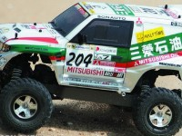 Killerbody RC Mitsubishi Pajero Evo Body