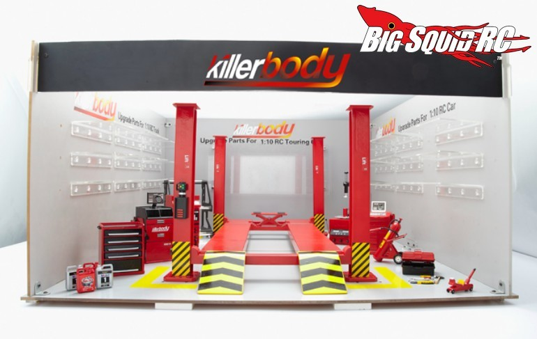 Killerbody RC Drift Garage