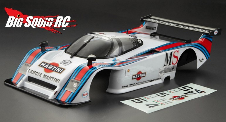 Killerbody RC Lancia LC2
