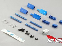 Killerbody RC Stealth Body Mount Kit