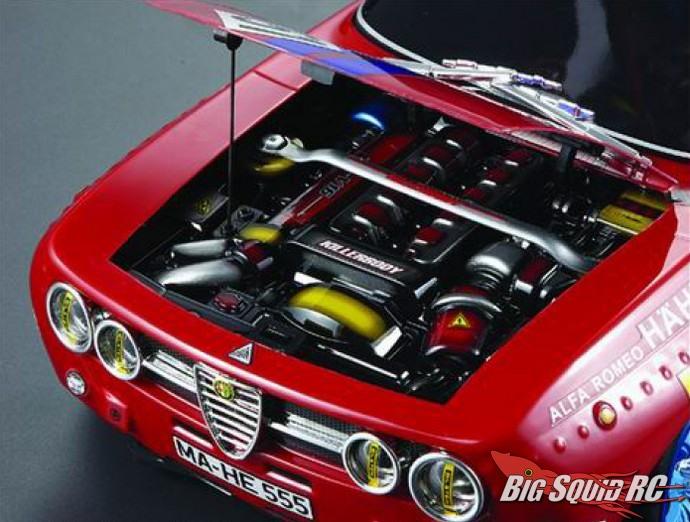 Killerbody Rc Scale Engine Inserts 171 Big Squid Rc Rc Car