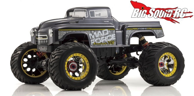 Kyosho Mad Force Kruiser 2.0