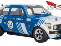 LRP Ford Escort RS 1800 Body