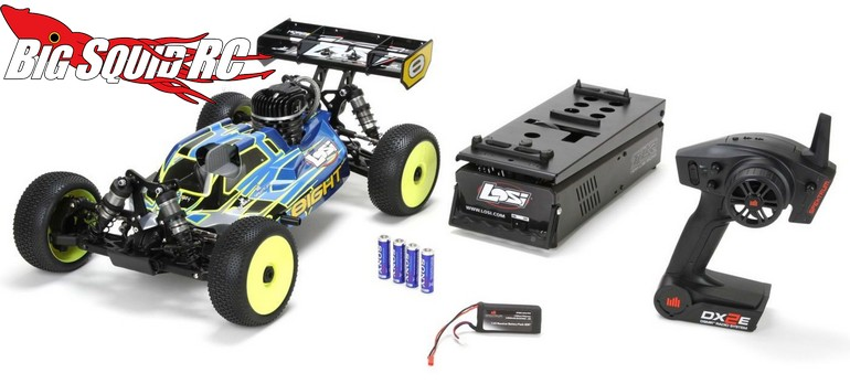 Losi Gasoline EIGHT Buggy