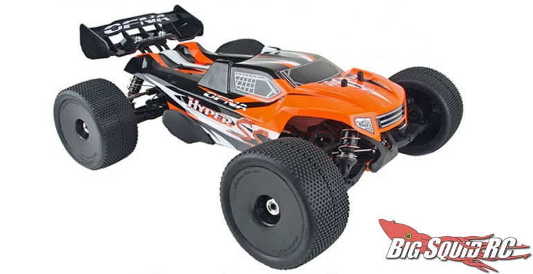 ofna 1 8th hyper sste brushless truggy big squid rc rc. Black Bedroom Furniture Sets. Home Design Ideas