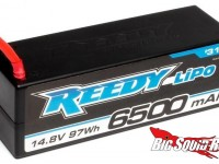 Reedy 6500mAh 65C 14.8V Competition LiPo Battery