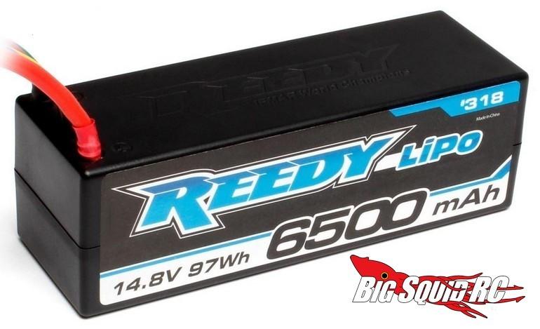 Reedy 6500mAh 65C 14.8V Competition LiPo Battery