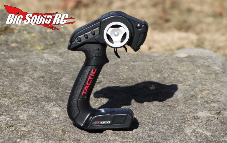 Tactic TTX300 Review