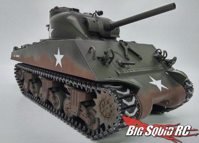 Taigen Sherman M4A3 75mm Airsoft RTR