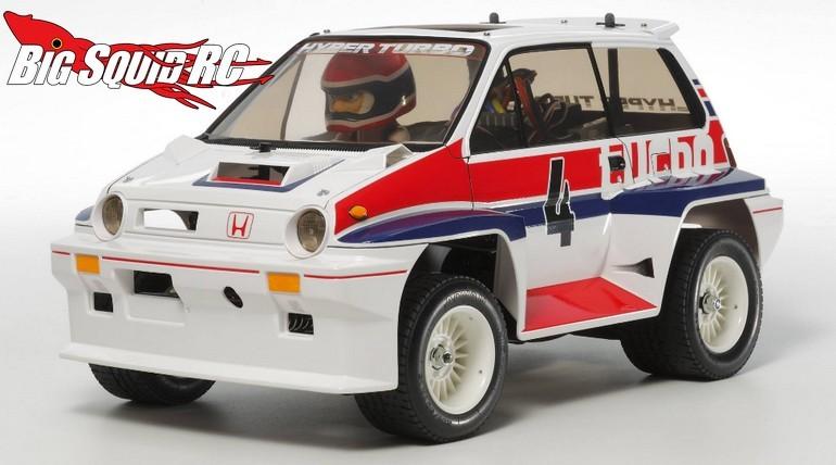 Tamiya Honda City Turbo