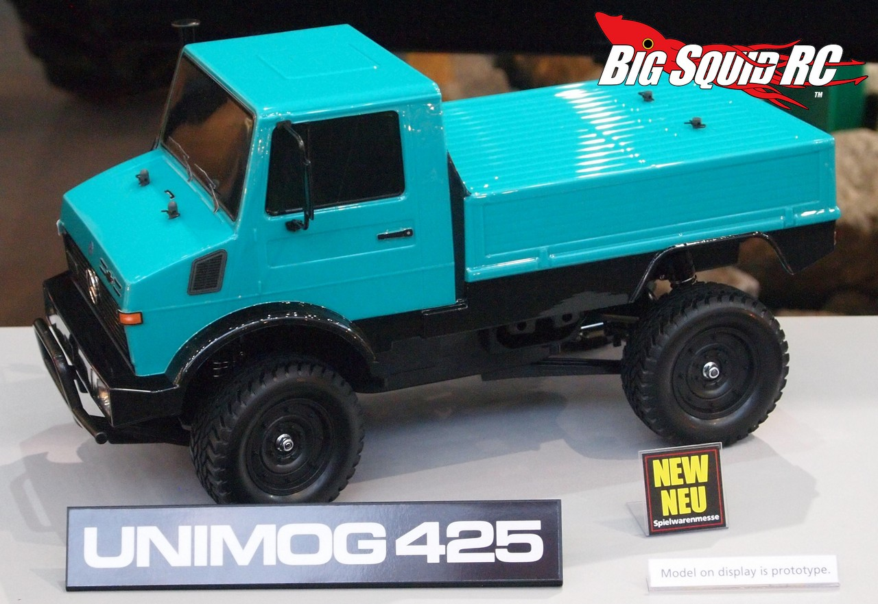 Tamiya Mercedes Benz Unimog 425 171 Big Squid Rc Rc Car