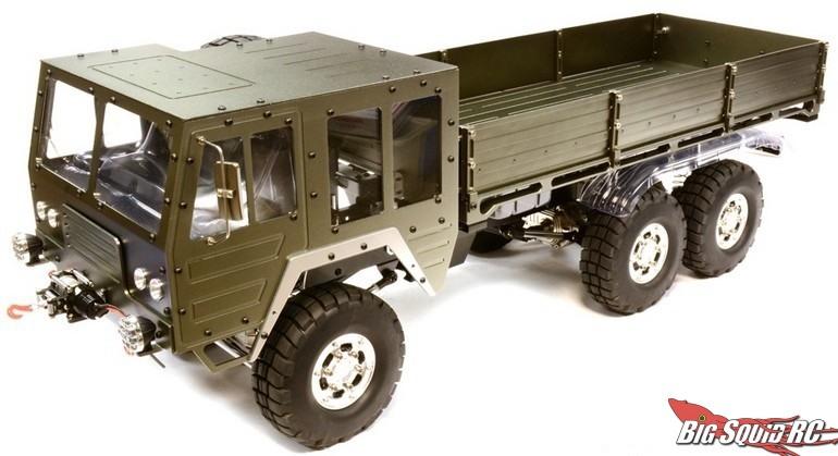Team Integy 7T GL 6x6 Off-Road Truck