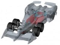 Teamsaxo 6 wheel Innovative F1-future