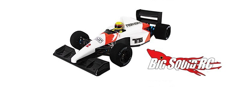 Teamsaxo F1 Body
