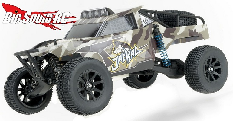Thunder Tiger Jackal RC Trophy Truck