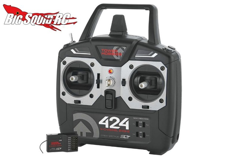 Tower Hobbies 424 Transmitter