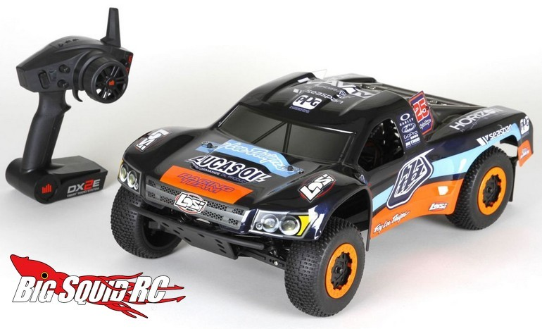 Troy Lee Designs Losi Ten-SCTE