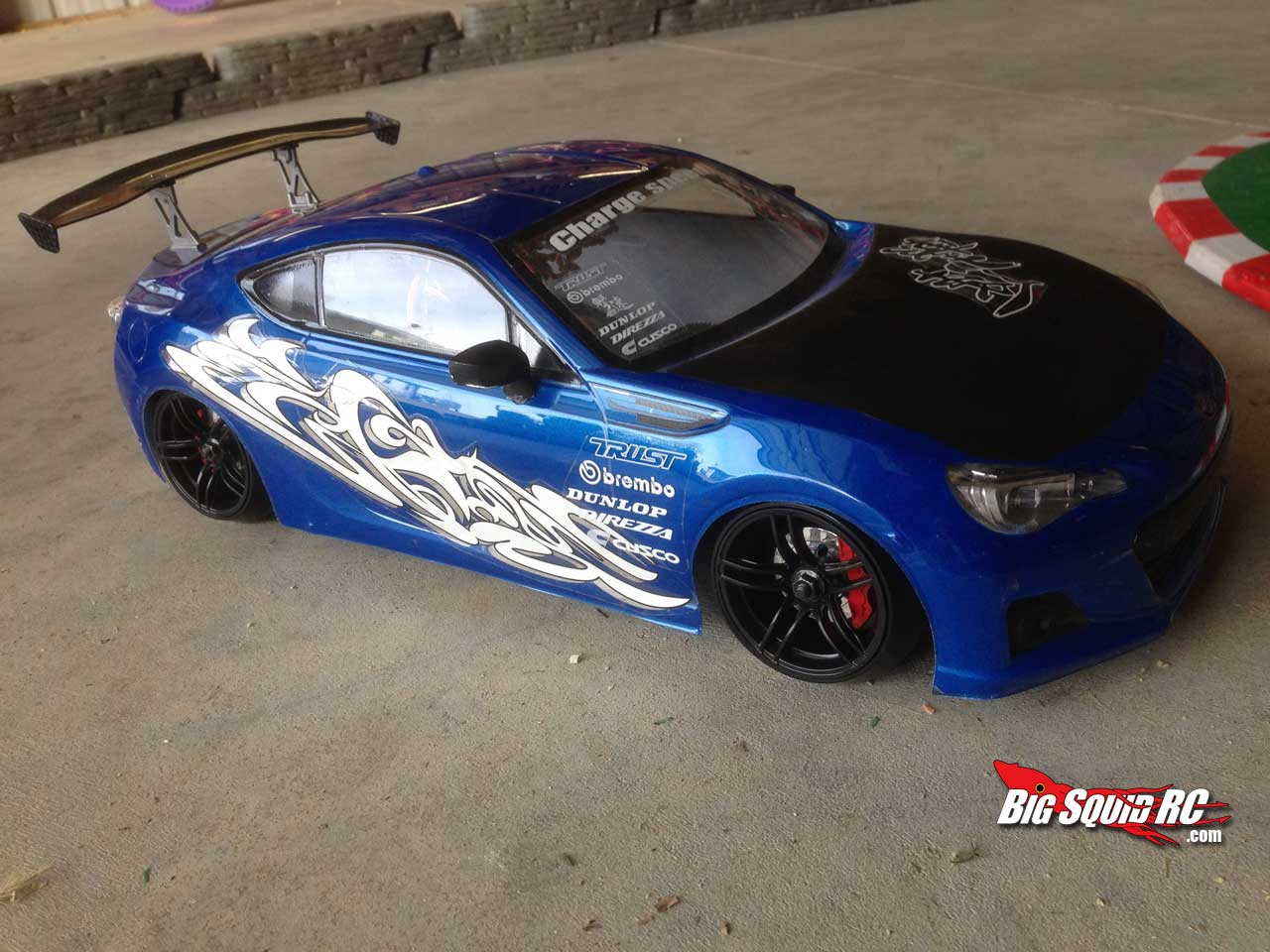 Review Icestar Xd Drift Tire And Wheel Set By Fire Brand Rc