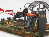 Cajun Commander Brushless Airboat