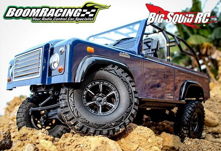 Boom Racing Beadlock Wheels