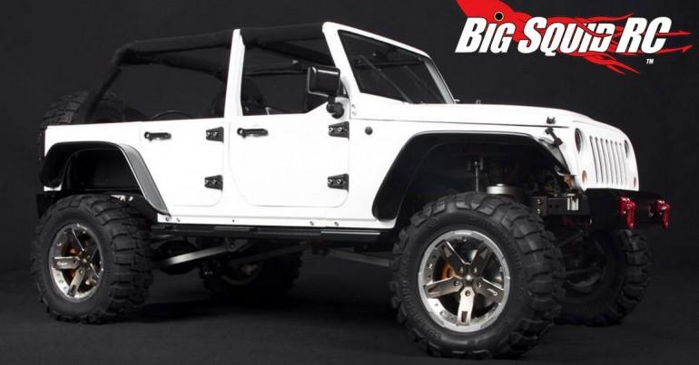 Capo Racing Jeep Wrangler 1/8th