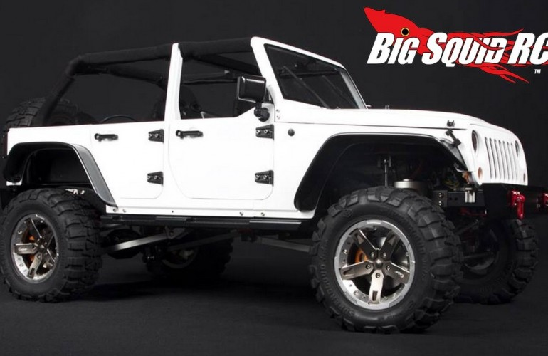 Capo Racing Jeep Wrangler 1/8th