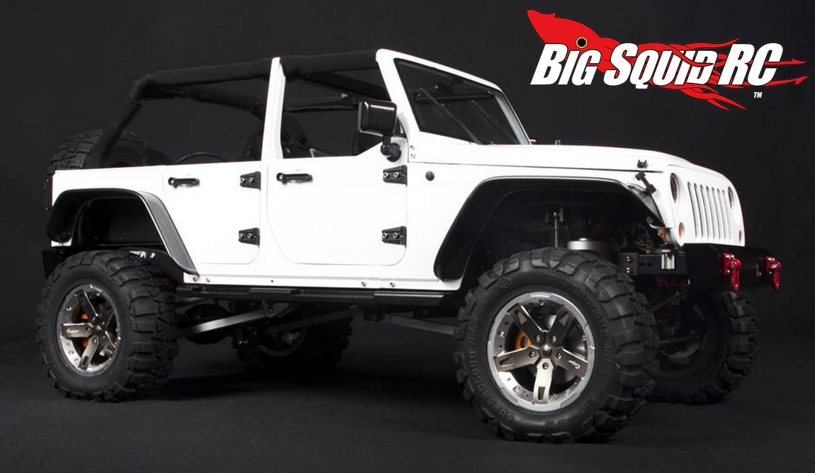 Capo Racing 1/8th Jeep Wrangler 4×4 « Big Squid RC – RC Car and