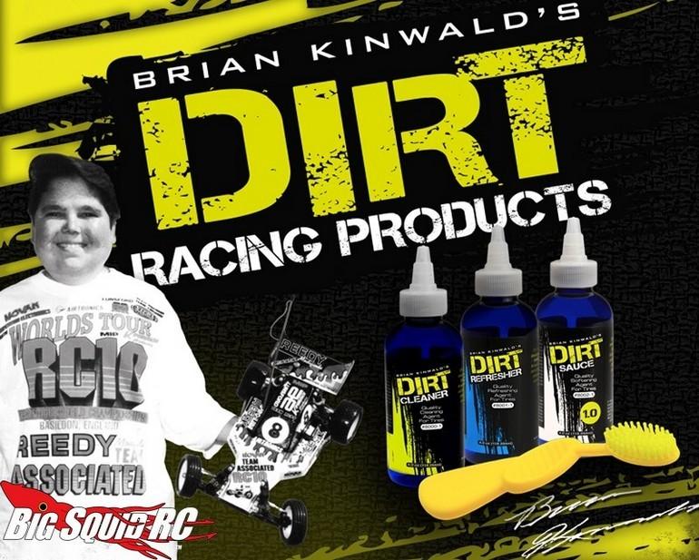Dirt Racing Products Brian Kinwald
