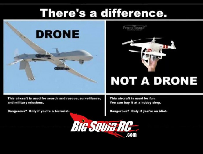 Drone Not Drone