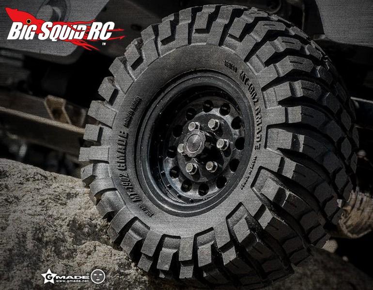 Gmade 1 9 Mt1902 Offroad Tires 171 Big Squid Rc Rc Car