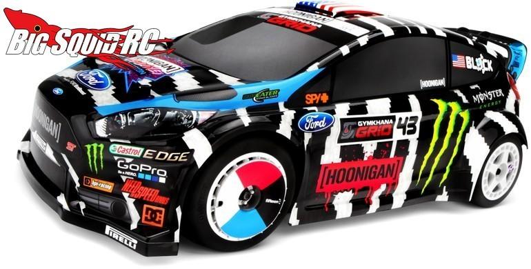 HPI Racing KEN BLOCK FORD FIESTA ST RX43 WR8 3.0