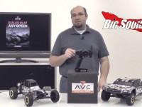 Horizon AVC Ice Driving Video