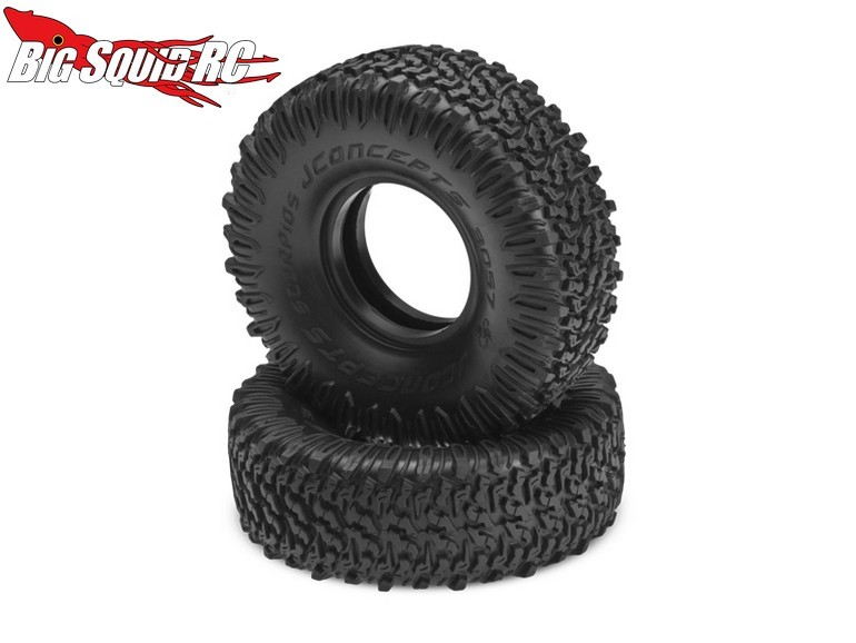 JConcepts Scaling Tires