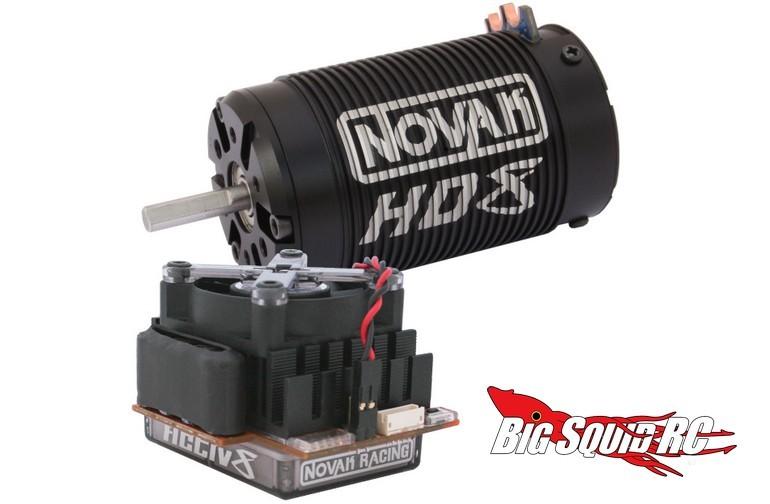 Novak Activ8 V2 / HD8 8th Scale Brushless