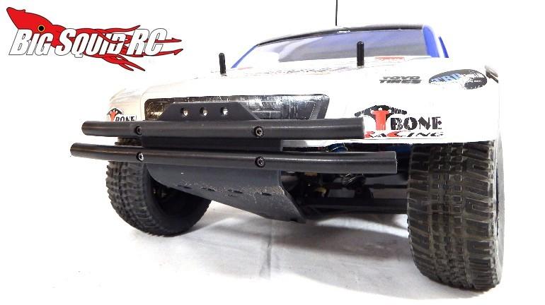 T-Bone Racing XV Front Bumper Associated SC10