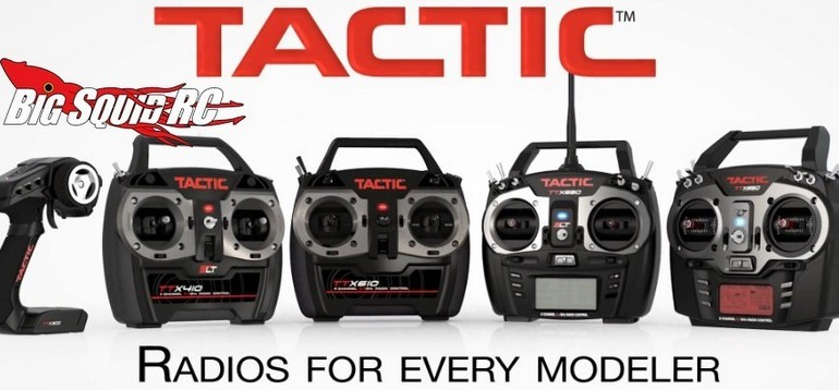 Tactic Radio Video